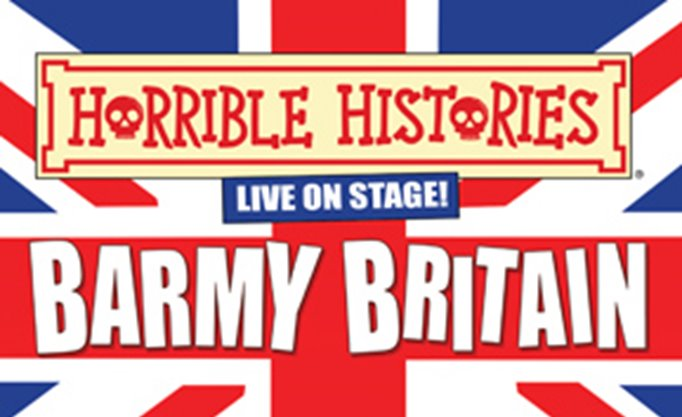 Horrible Histories Live On Stage Barmy Britain