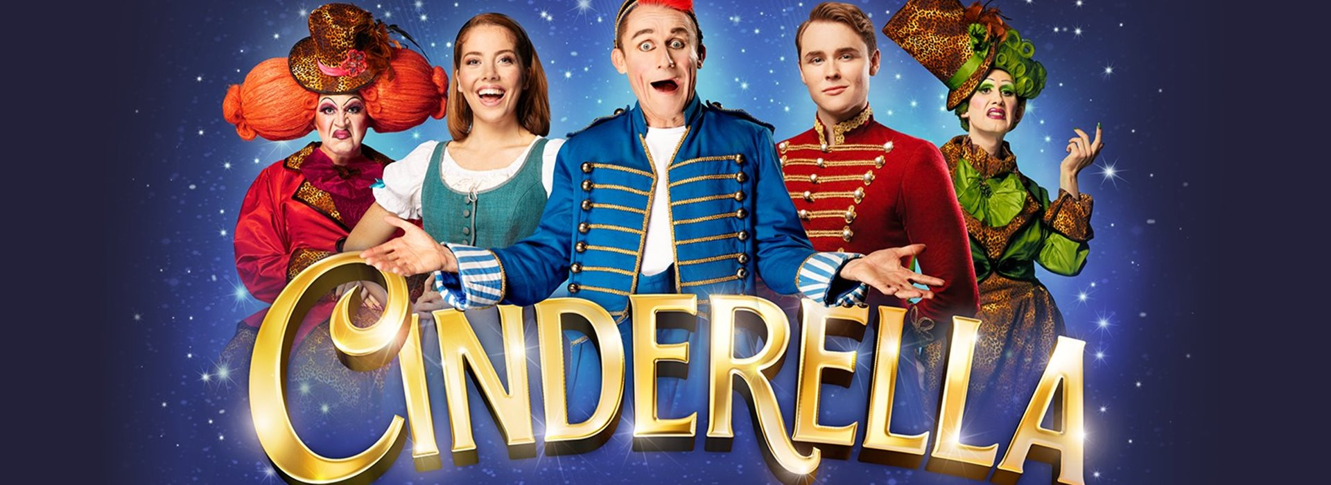 Cinderella- The Everyman Theatre Pantomime