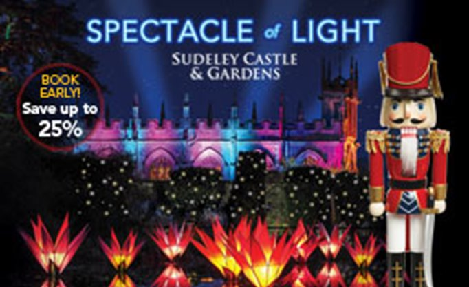 Spectacle Of Light - Sudeley Castle